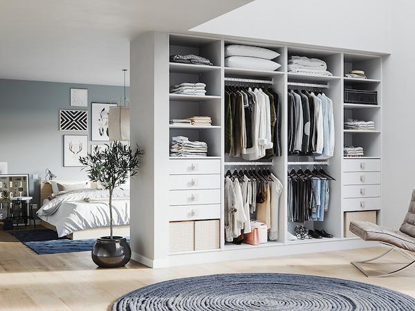 Atelier So Organised - Les 7 étapes pour un dressing toujours bien en ordre. - Home Organiser